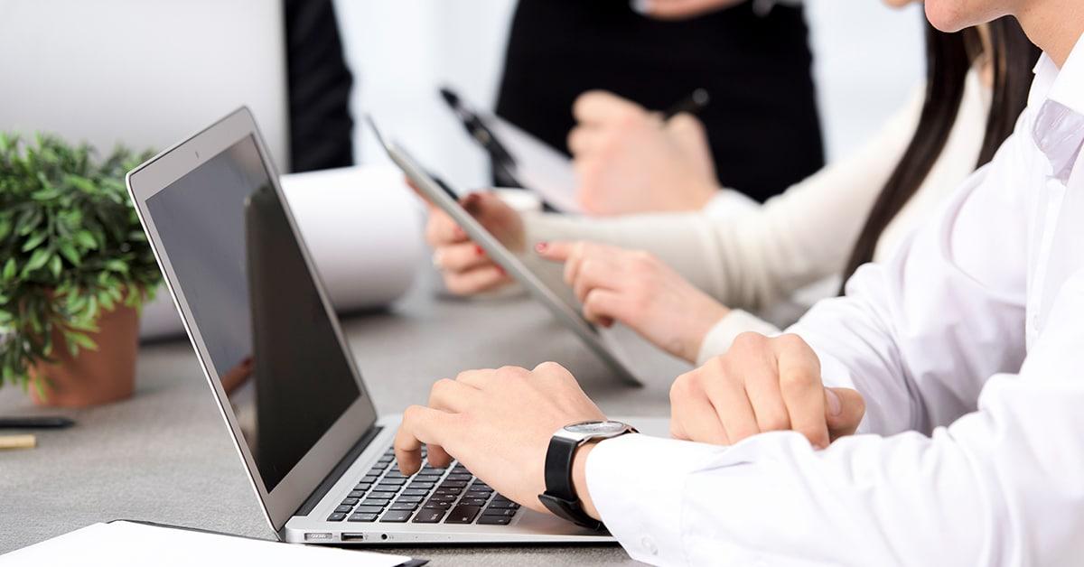 Digitalisierung und Arbeiten